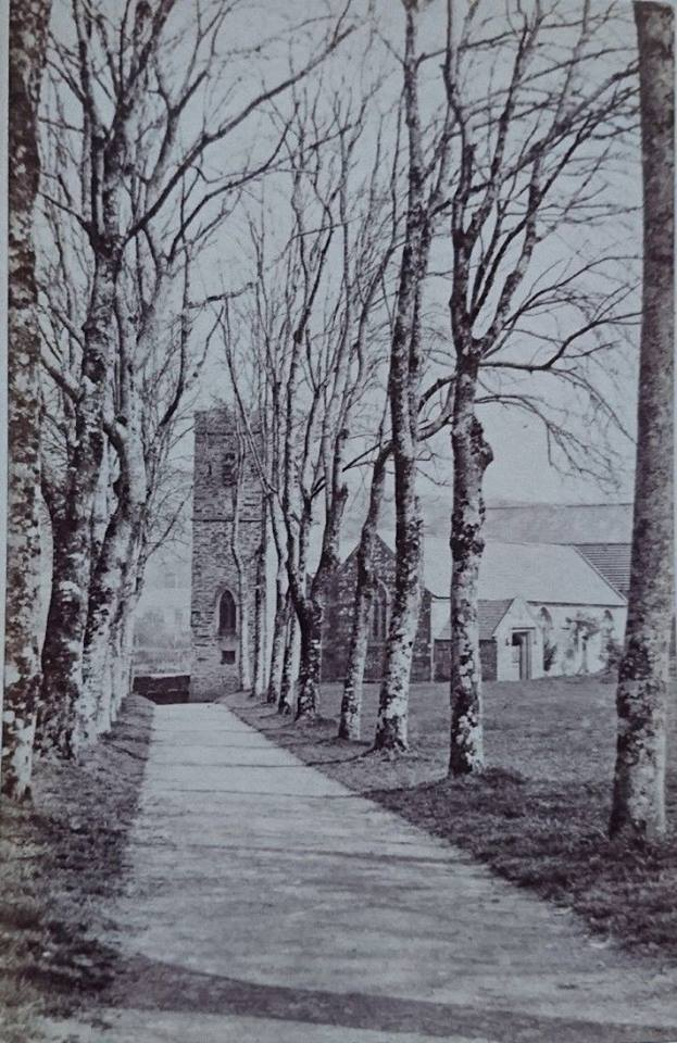 St. Thomas Avenue in 1870. Photo by Henry Hayman