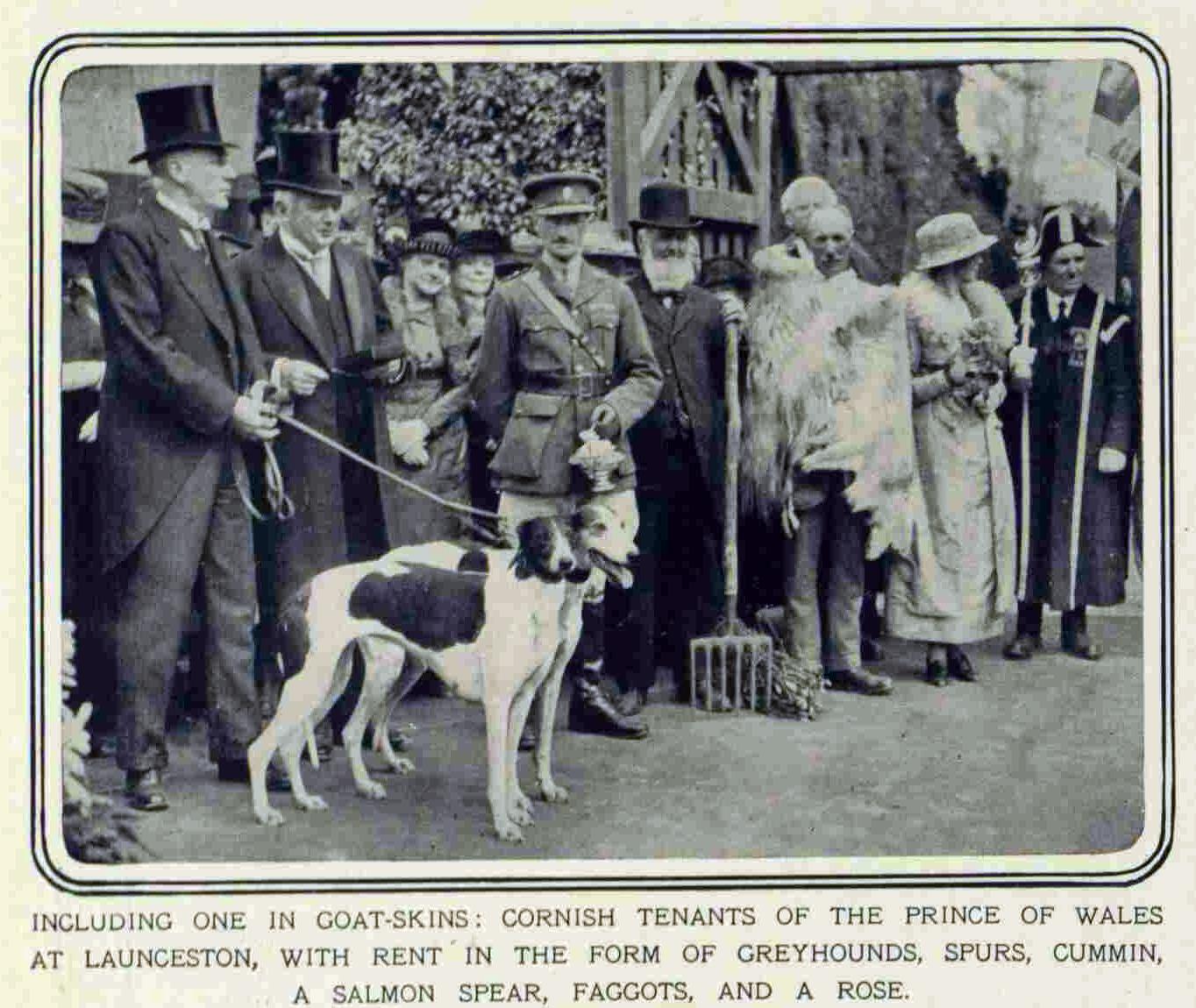 1921 visit of Prince Edward