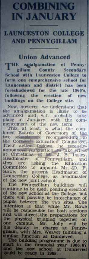 1964-amalgamation-of-launceston-college-and-pennygillam-schools