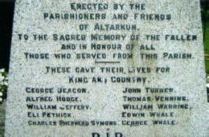 altarnun-war-memorial