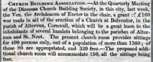 bolventor-church-article-from-the-exeter-and-plymouth-gazette-17-july-1847