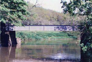 Boyton Bridge by Nick Hairs.