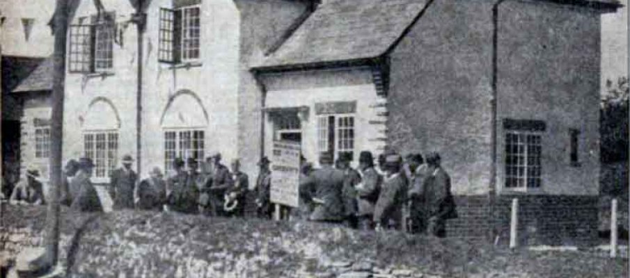 british-legion-houses-grand-opening-in-july-1929