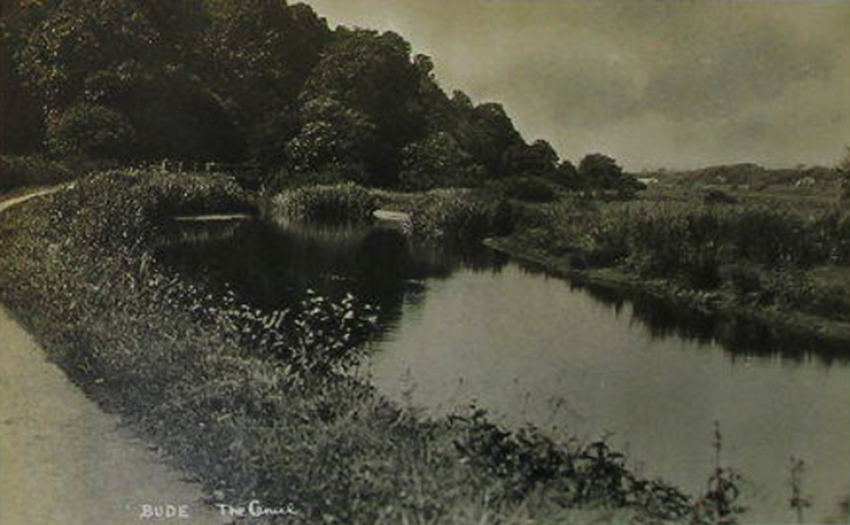 Bude Canal c.1920