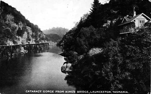 cataract-gorge-launceston-tasmania