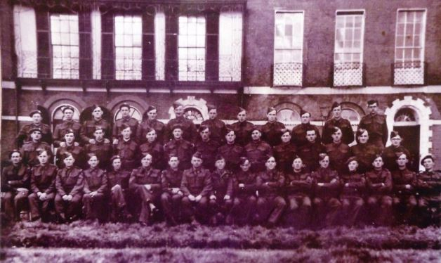 Cornwall Auxiliary Group 6 in 1943.