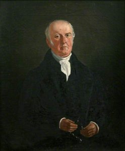 Coryndon Rowe 1767-1847 mayor 1792,1997,1810,1821,1829. (c) Lawrence House Museum; Supplied by The Public Catalogue Foundation