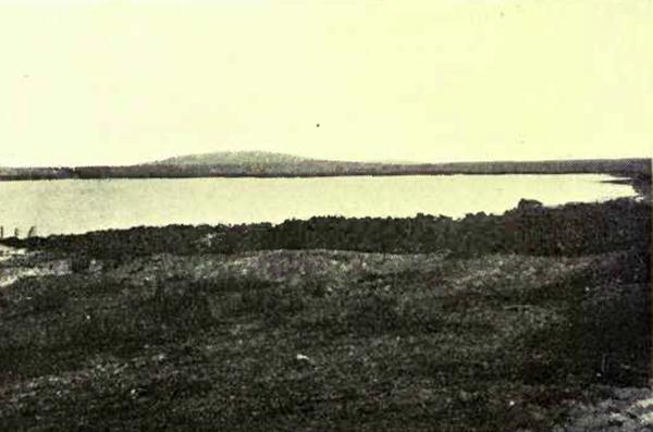 Dozmary Pool in 1910