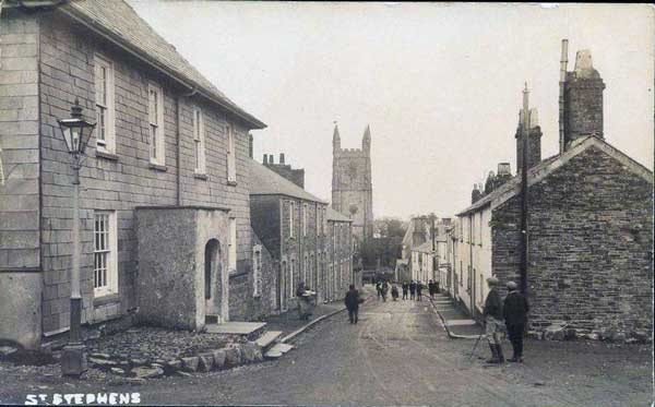 Duke Street, St. Stephens, Launceston. Photo courtesy of Chris Brown.