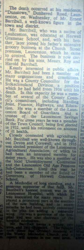 ernest-barriball-obituary