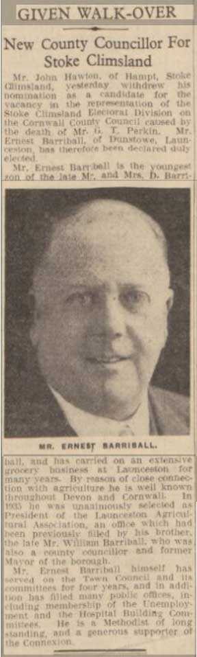 ernest-barriball-county-election-1932