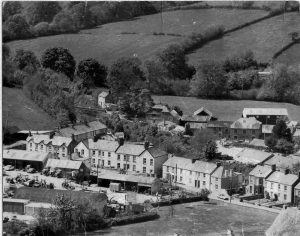 Looking down on the Dunheved Iron Works in Tredydan Road, Launceston. Photo courtesy of Ian Rivers..jpg