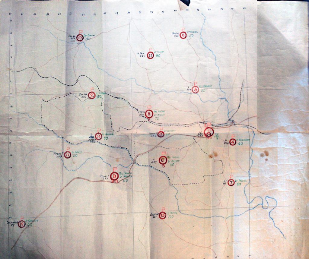 Homeguard Map