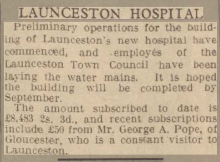 hospital-start-western-morning-news-02-january-1937