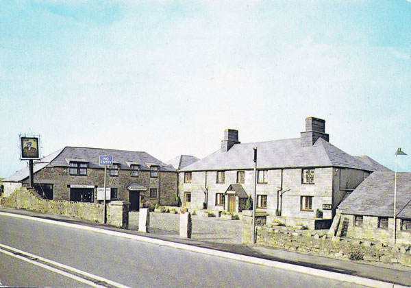 Jamaica Inn in the 1980's.