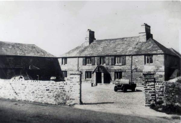 Jamaica Inn in the early 1950's.