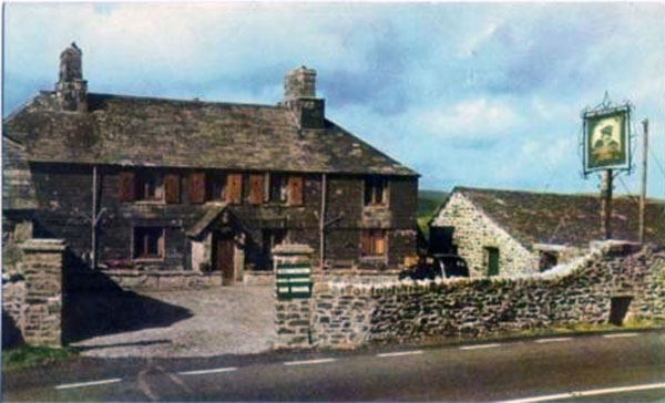Jamaica Inn in the 1950's.