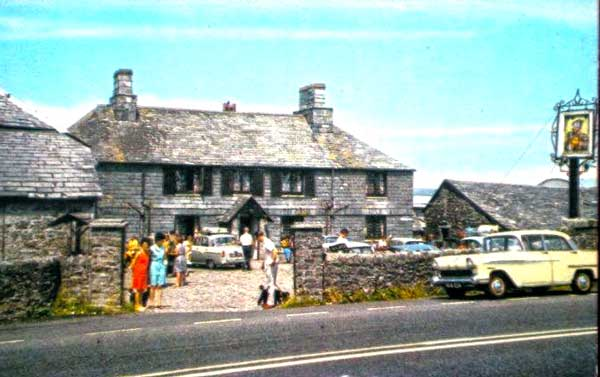 Jamaica Inn in the early 1960's.