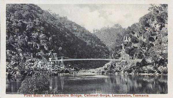 launceston-alexandra-bridge-in-1910
