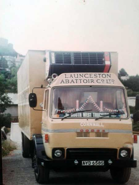 launceston-abattoir-dodge-lorry-in-1983