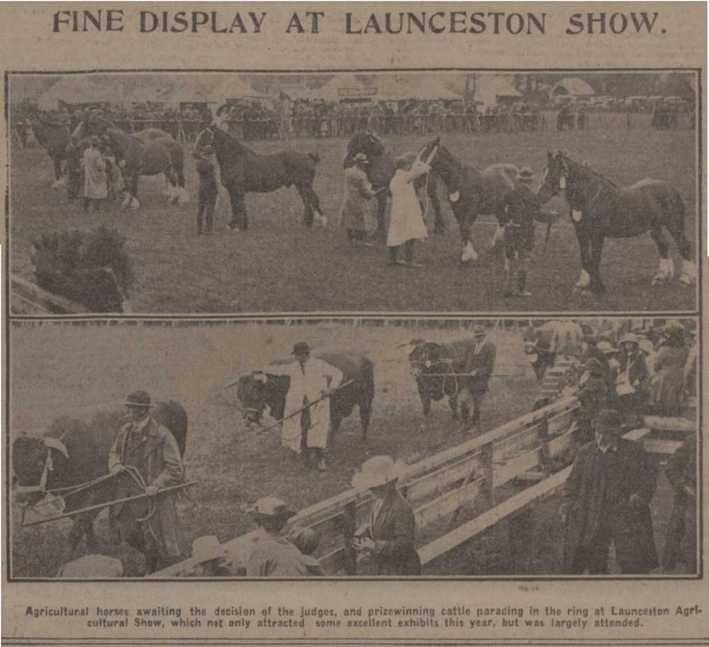 launceston-agricultural-show-1922-from-the-western-morning-news-22-july-1922