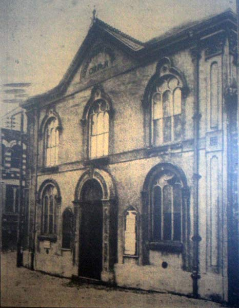 The Congregational Chapel in 1936.
