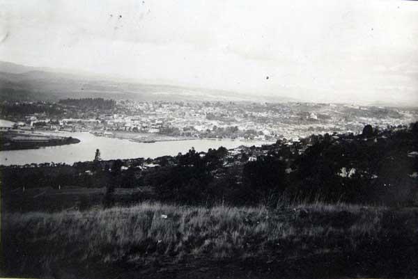 launceston-from-bald-hill-1939-tasmania