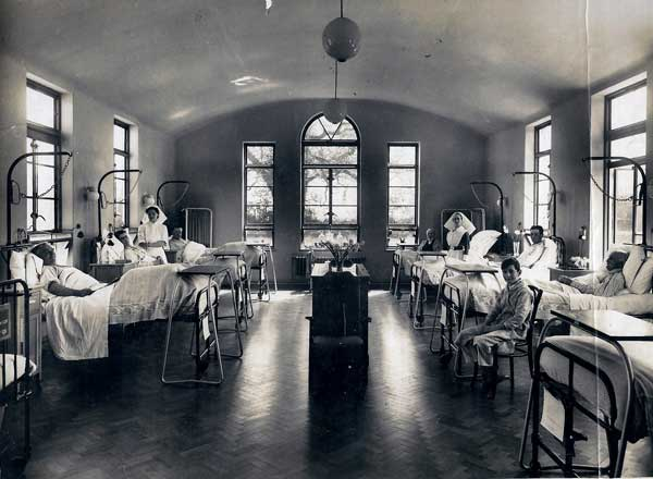 launceston-hospital-ward-shortly-after-it-opened-in-1938