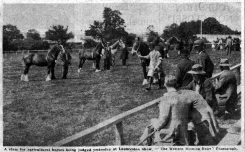 launceston-show-1938