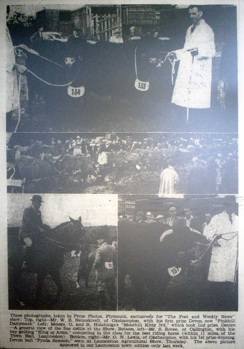launceston-show-1958