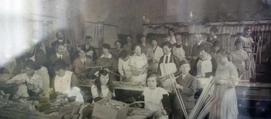 Belgravia War Hospital Depot at Launceston