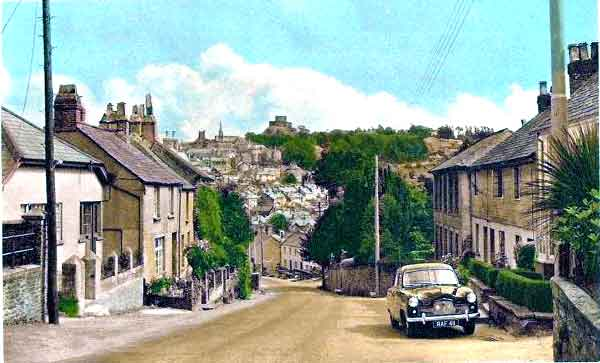 launceston-from-st-stephens-hill-in-the-1950s