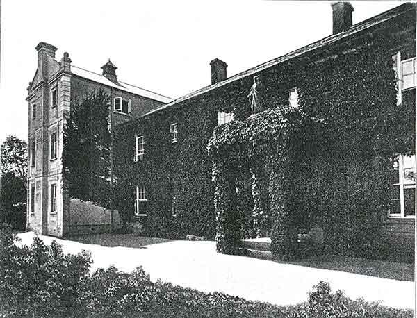 Newport House c.1900.