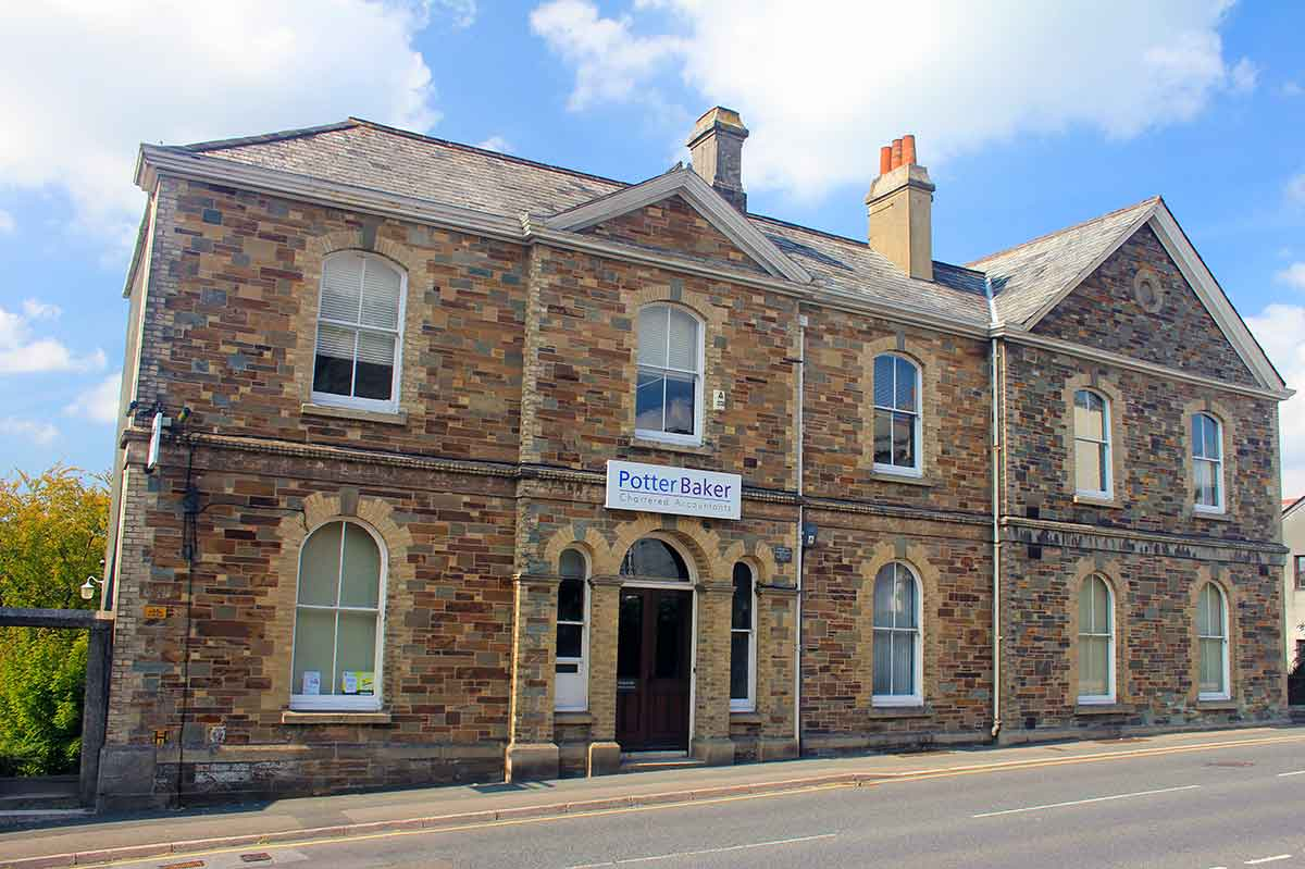 Launceston Infirmary and Rowe Dispensary in 2014.