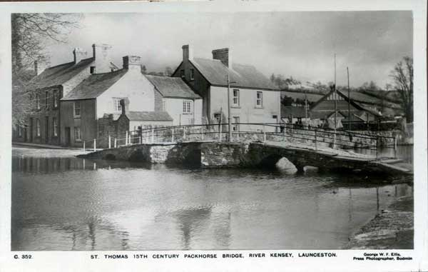 Priors Bridge, Newport, Launceston.