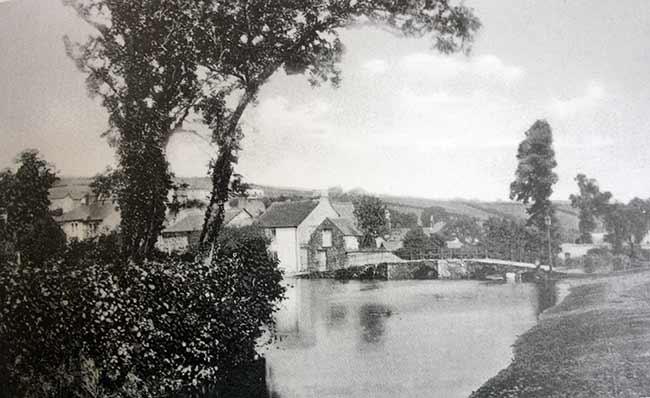 Priors Bridge, Newport, Launceston.