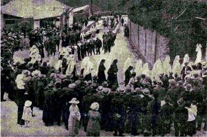 St. Cuthbert Mayne pilgrimage on June 28th 1922.