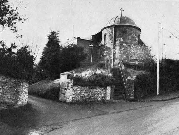 St. Cuthbert Mayne Church c.1950.