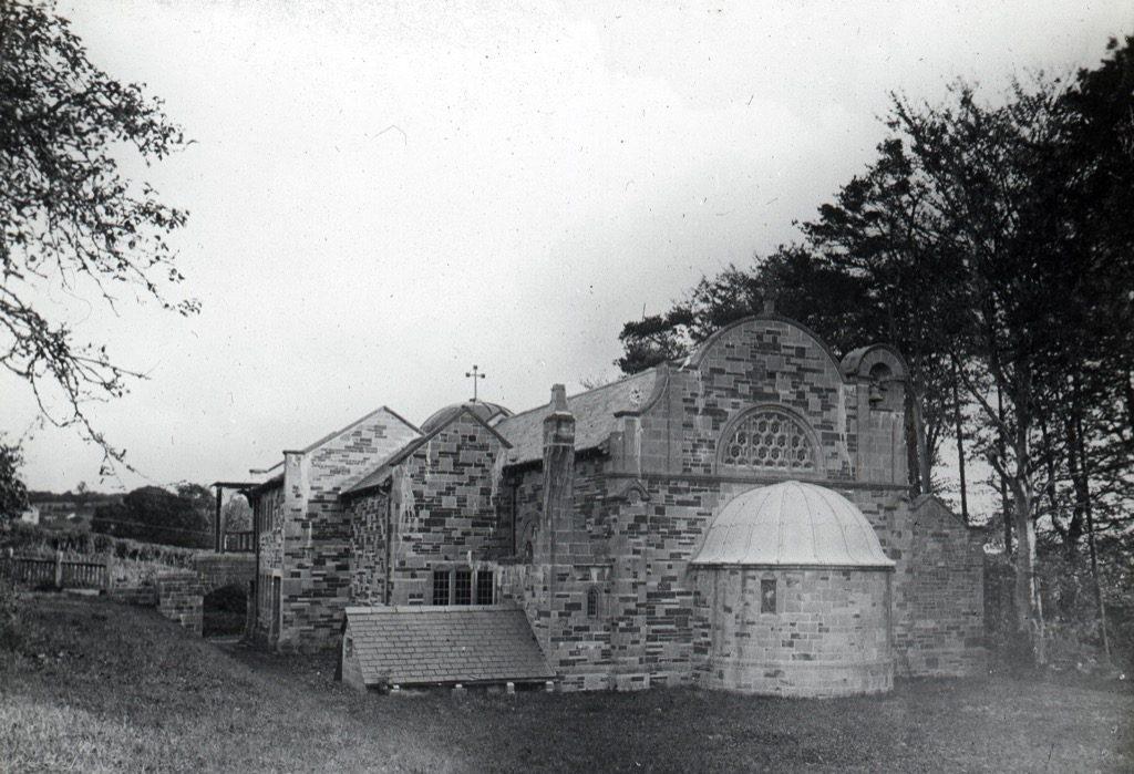 Blessed Cuthbert Mayne Church, Launceston in 1911.