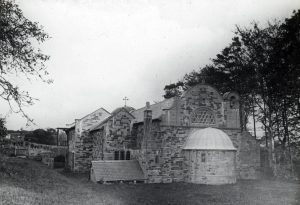 St. Cuthbert Mayne Church in 1911.