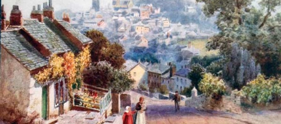 st-stephens-hill-painting-by-h-wimbush