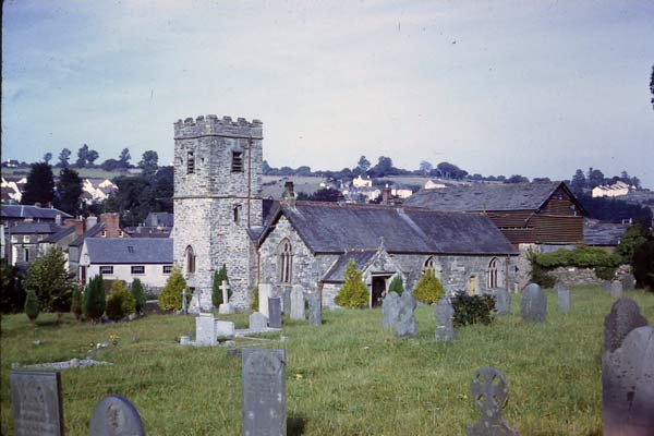 St. Thomas Church in 1962. Photo courtesy of Chris Gynn.