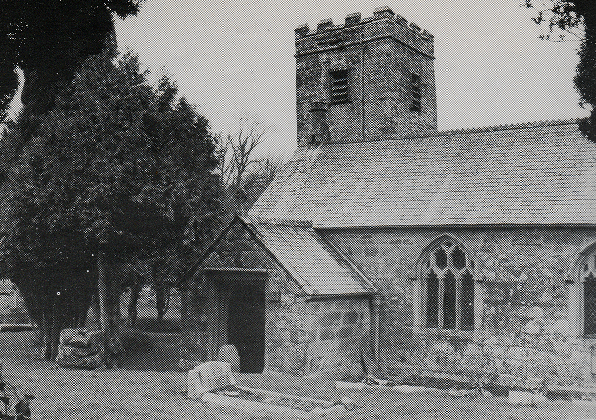St. Thomas Church in 1982.