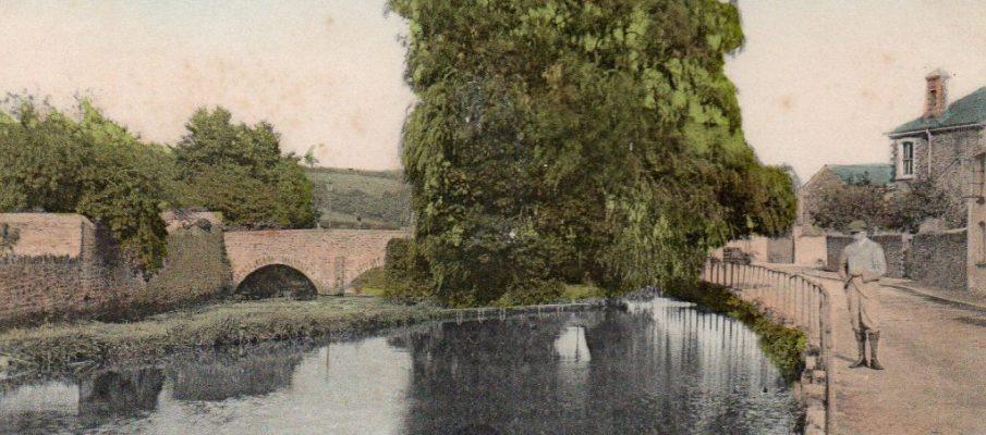 St. Thomas Road Bridge c.1900