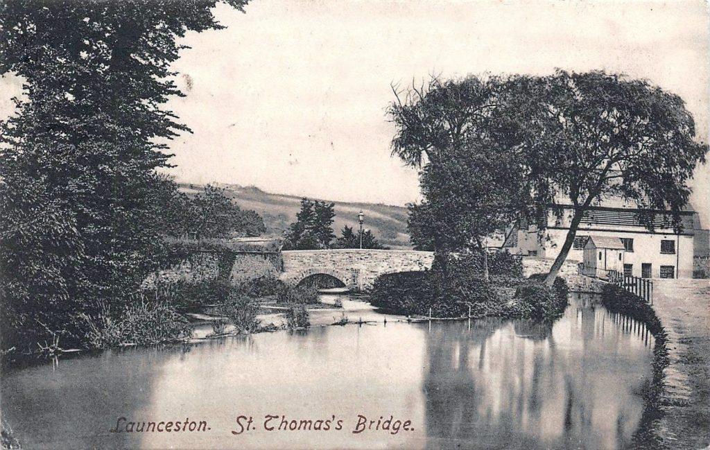 St. Thomas Road Bridge c.1890