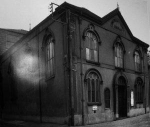 The Congregational Chapel, Castle Street.
