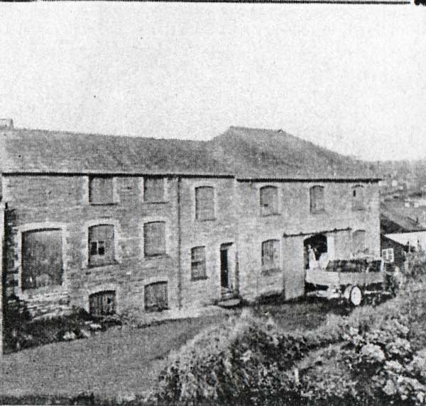 Town Mills in the 1950's.