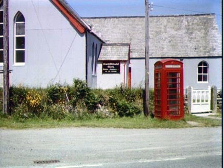 Truscott Chapel in 1986
