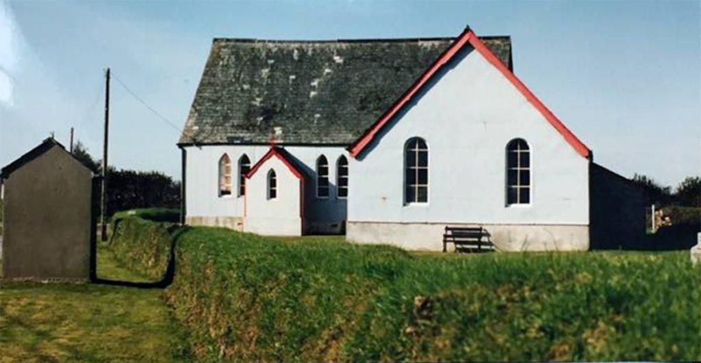 Truscott Chapel, Langore