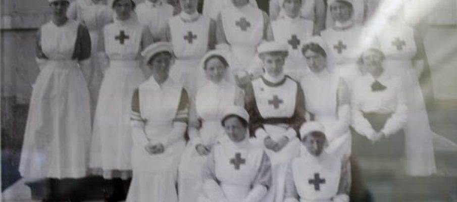 vad-nurses-outside-werrington-house